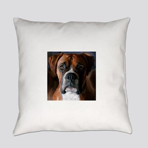 3-AdoringBoxer_User Everyday Pillow