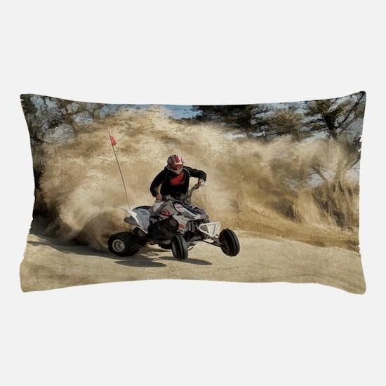 Cute All terrain vehicle Pillow Case