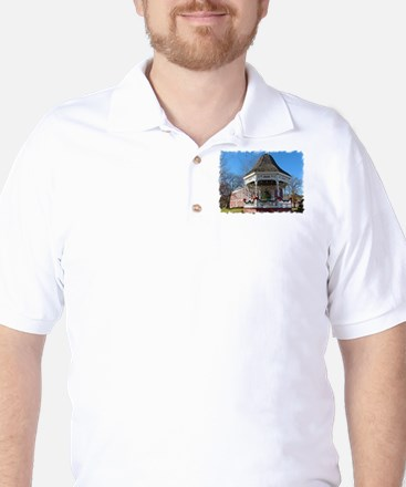 Dressed for the Holidays Golf Shirt