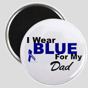 I Wear Blue 3 (Dad CC) Magnet
