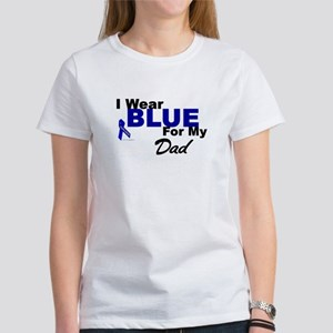 I Wear Blue 3 (Dad CC) Women's T-Shirt