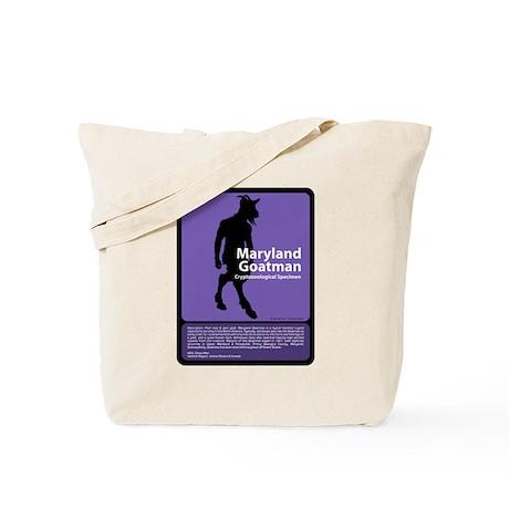Maryland Goatman Tote Bag
