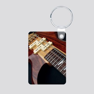 Electric Guitar Keychains