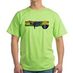 Fly Girl Green T-Shirt