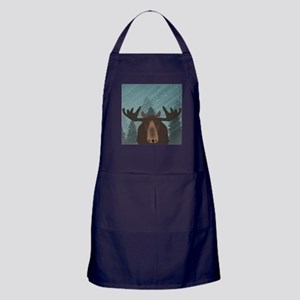 Moose Apron (dark)