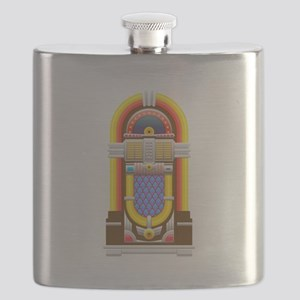 50s jukebox Flask