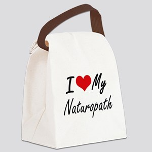 I love my Naturopath Canvas Lunch Bag