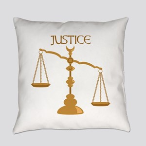 Justice Everyday Pillow
