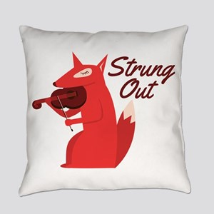 Strung Out Everyday Pillow