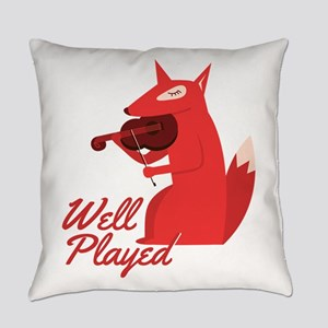 Well Played Everyday Pillow