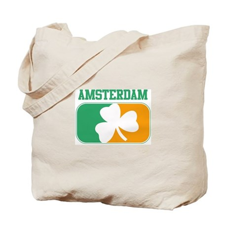 AMSTERDAM irish Tote Bag