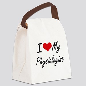 I love my Physiologist Canvas Lunch Bag