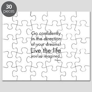 Go Confidently Puzzle