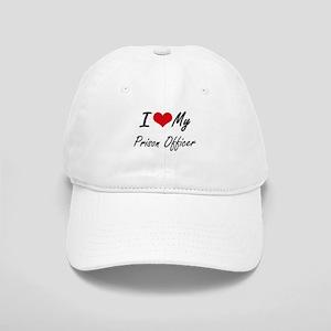 I love my Prison Officer Cap
