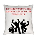 tennis Everyday Pillow