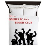 tennis Queen Duvet