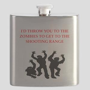 shooting range Flask