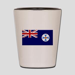 Queensland Shot Glass