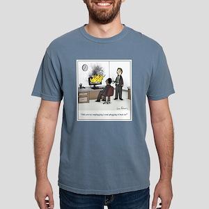Unplug and plug back in cartoon T-Shirt