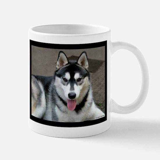 Alaskan Malamute Dog Mugs