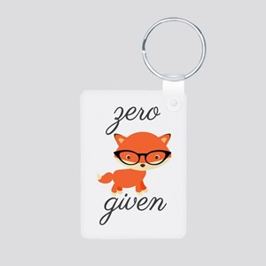 Zero Fox Given Keychains