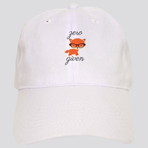 Zero Fox Given Baseball Cap