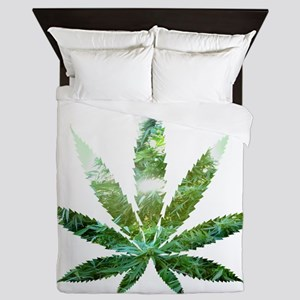 Rise N Shine Leaf Queen Duvet