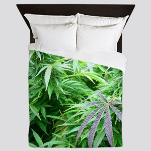 Magic Garden Queen Duvet