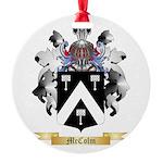 McColm Round Ornament