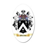 McColm 35x21 Oval Wall Decal