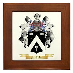 McColm Framed Tile