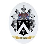 McColm Oval Ornament