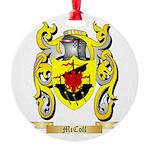 McColl Round Ornament