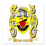 McColl Square Car Magnet 3