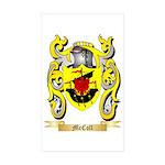 McColl Sticker (Rectangle 10 pk)