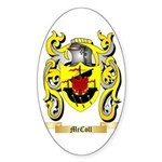 McColl Sticker (Oval)