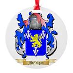 McColgan Round Ornament