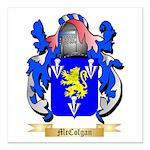 McColgan Square Car Magnet 3