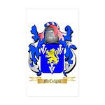 McColgan Sticker (Rectangle 10 pk)