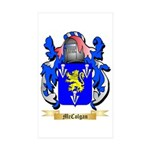 McColgan Sticker (Rectangle 50 pk)