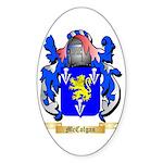 McColgan Sticker (Oval 50 pk)