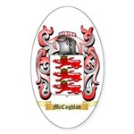 McCoghlan Sticker (Oval)
