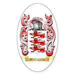 McCoghlan Sticker (Oval 50 pk)