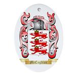 McCoghlan Oval Ornament
