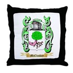 McCluskey Throw Pillow