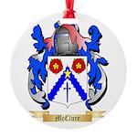 McClure Round Ornament