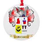 McClune Round Ornament