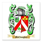 McCloughry Square Car Magnet 3