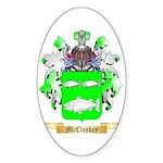 McCloskey Sticker (Oval)