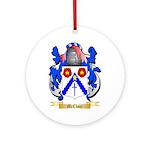 McCloor Round Ornament